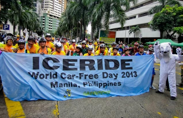 Message delivered as 'Ice Ride' gets warm reception from bikers