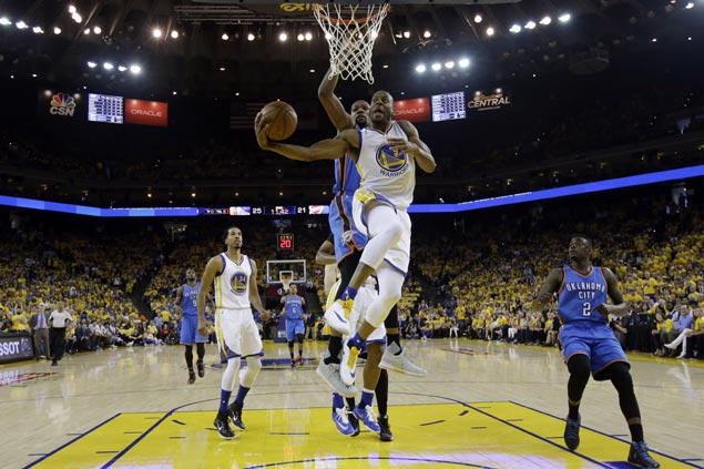 Curry, bench mob carry Warriors past Thunder to set another do-or-die match at OKC