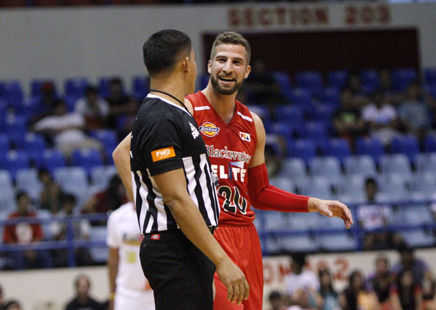Asian import Imad Qahwash vows to atone after going scoreless in Blackwater debut