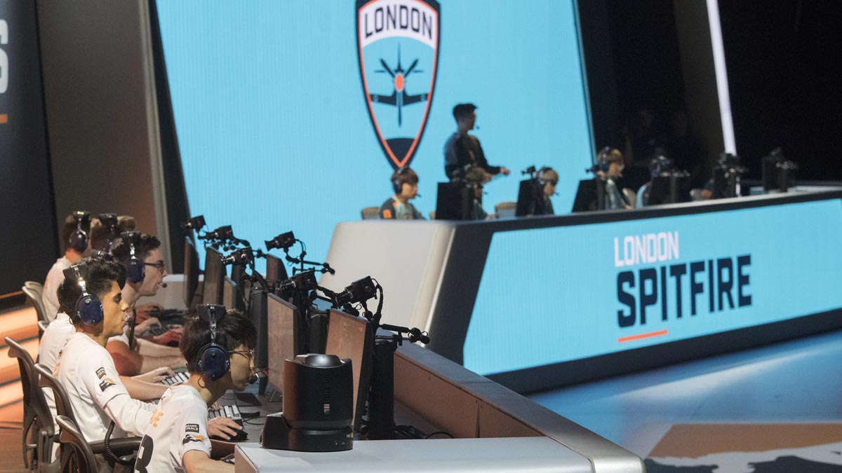 London Spitfire sweeps Philadelphia Fusion to claim inaugural Overwatch League title | SPIN.ph
