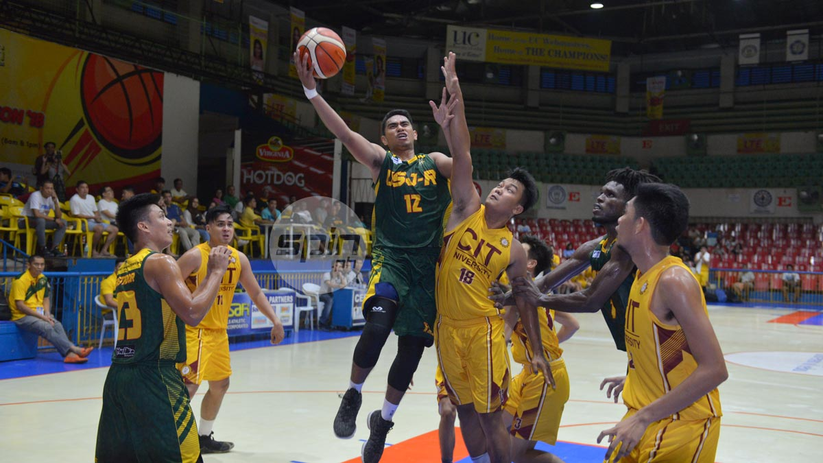 usj r jaguars rip cit u wildcats to gain third spot in cesafi spin ph