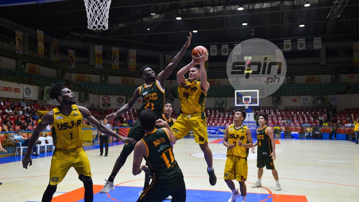 2018 Cesafi Mens Basketball Tournament on SPIN ph