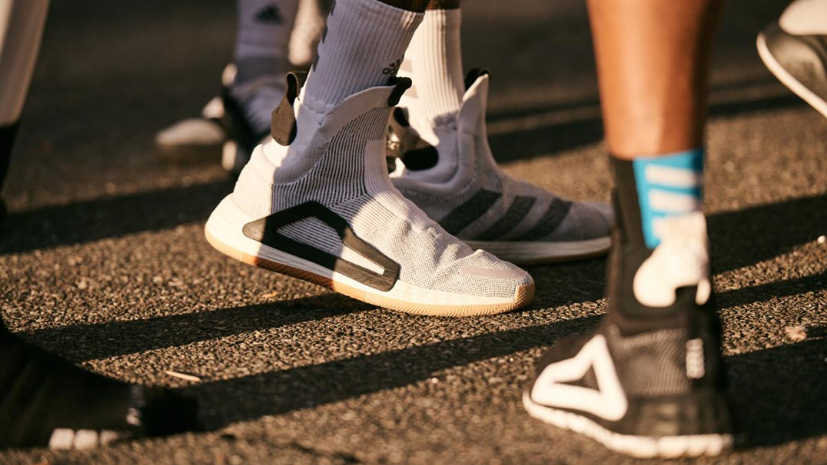 classic fit 7ce20 9a71b Adidas has finally embraced the evolution by launching its first-ever  lace-less shoe. It is also the first shoe to feature Lighstrike, a  cushioning system ...
