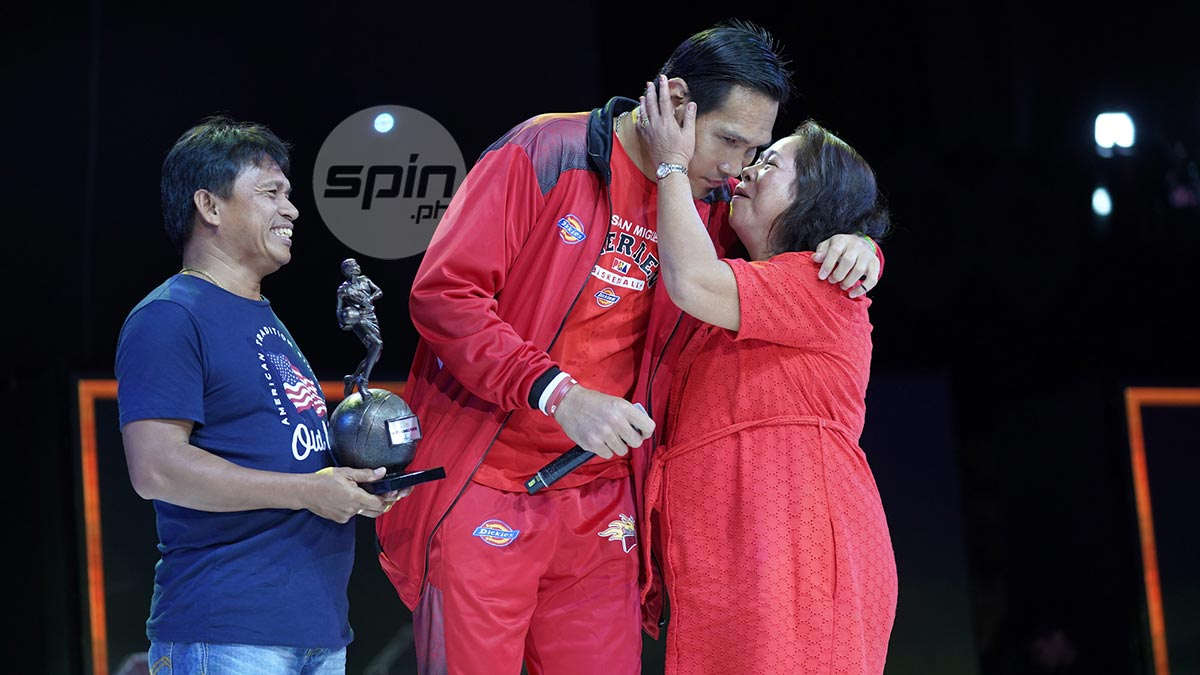 June Mar Fajardo parents