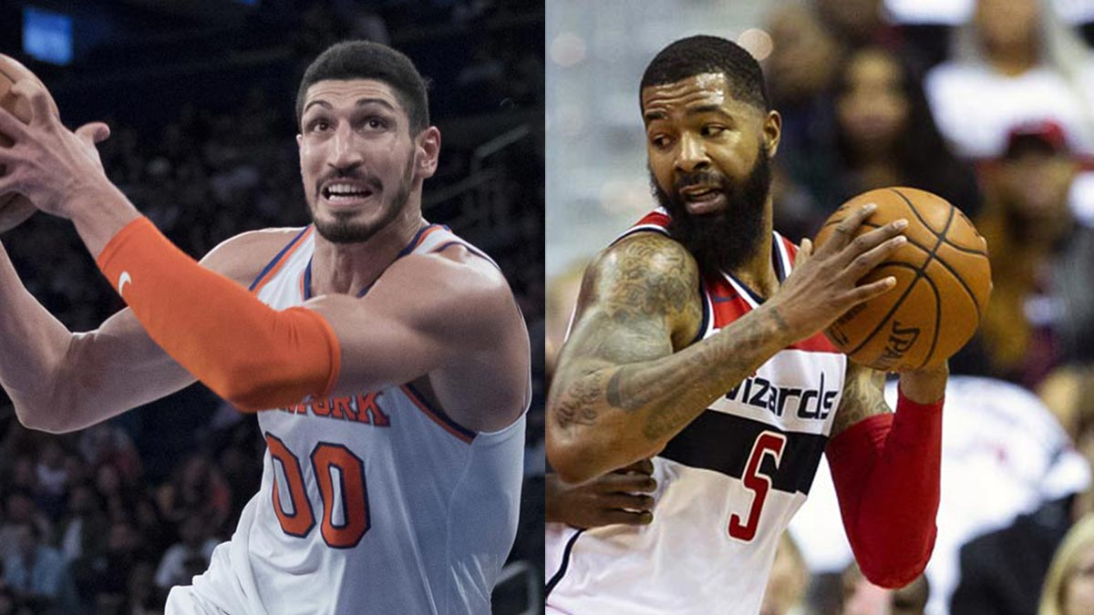 thunder  blazers boost playoff bids with morris  kanter