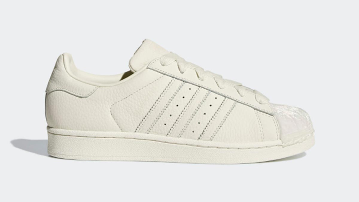 On Our Wish Lists  Adidas Superstar Sneakers with Velvet Toecap ... 8c95cb09a