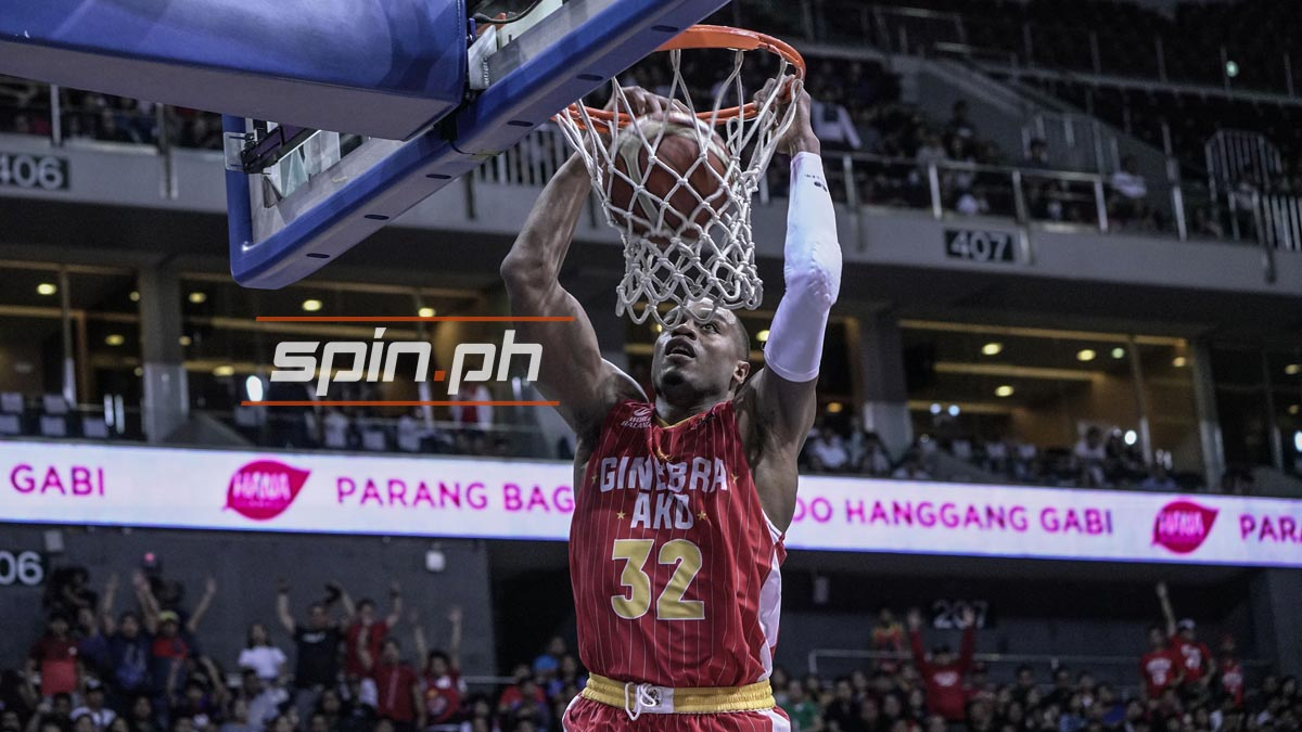 Justin Brownlee American PBA import, but Filipino at heart
