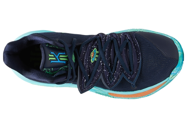 super popular 2c39c 273ea It s incredibly pleasing to the eyes the way these pretty cool colors  accentuate and define the UFO theme of the shoe. There s even an actual  spaceship, ...