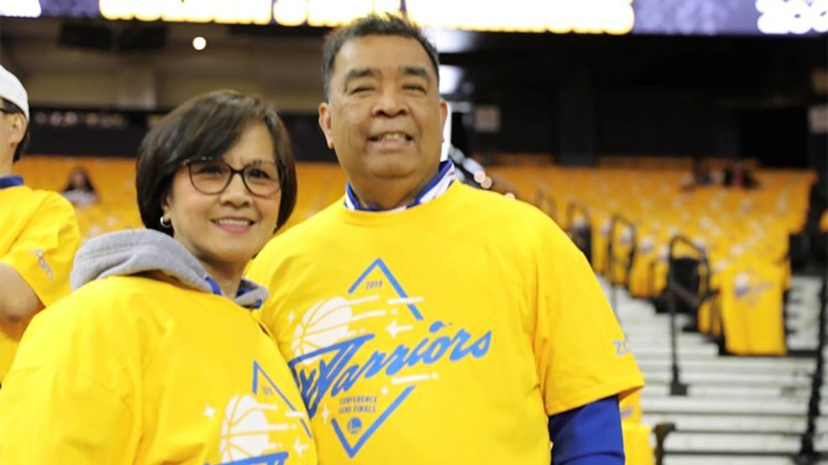 0857305d922 Pinoy fans troop to Oracle Arena to root for beloved Warriors