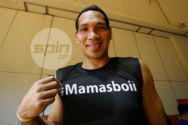 June Mar Fajardo mama's boy