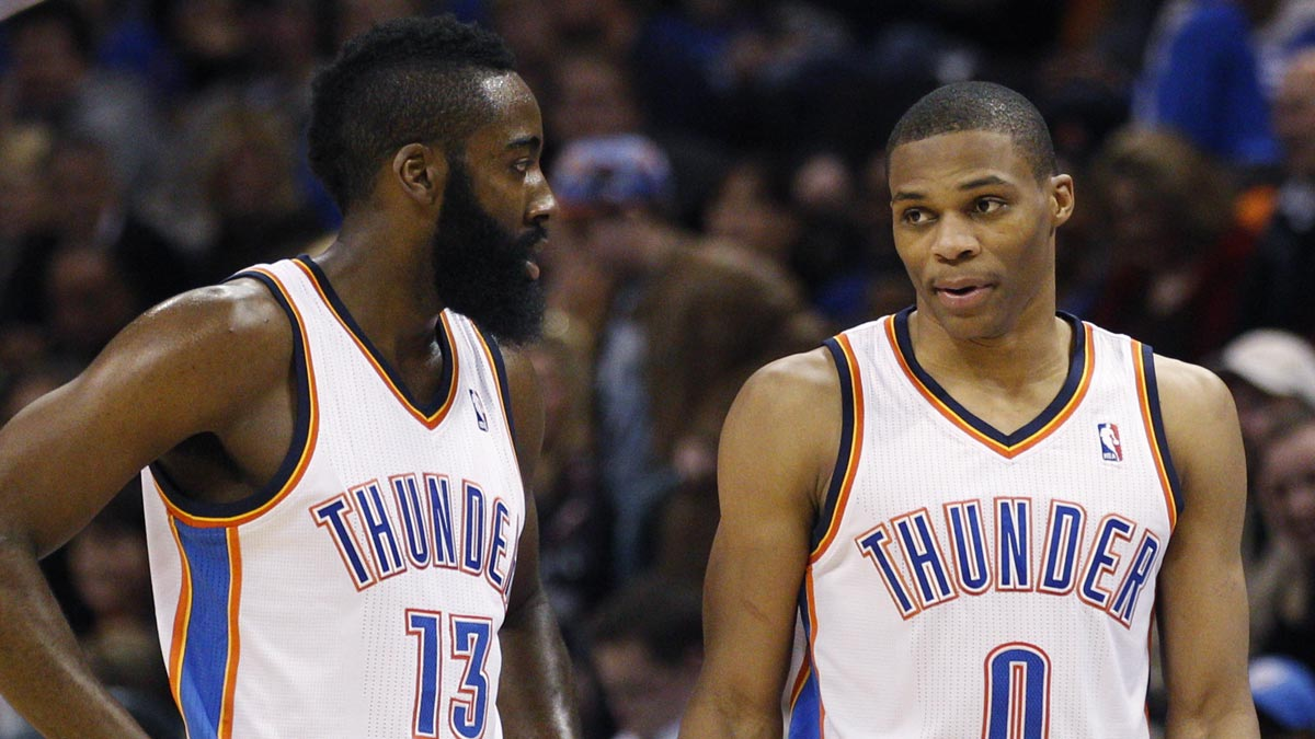 Russell Westbrook trade to Houston Rockets