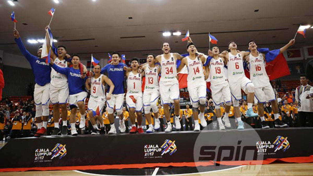 Sea Games on SPIN ph