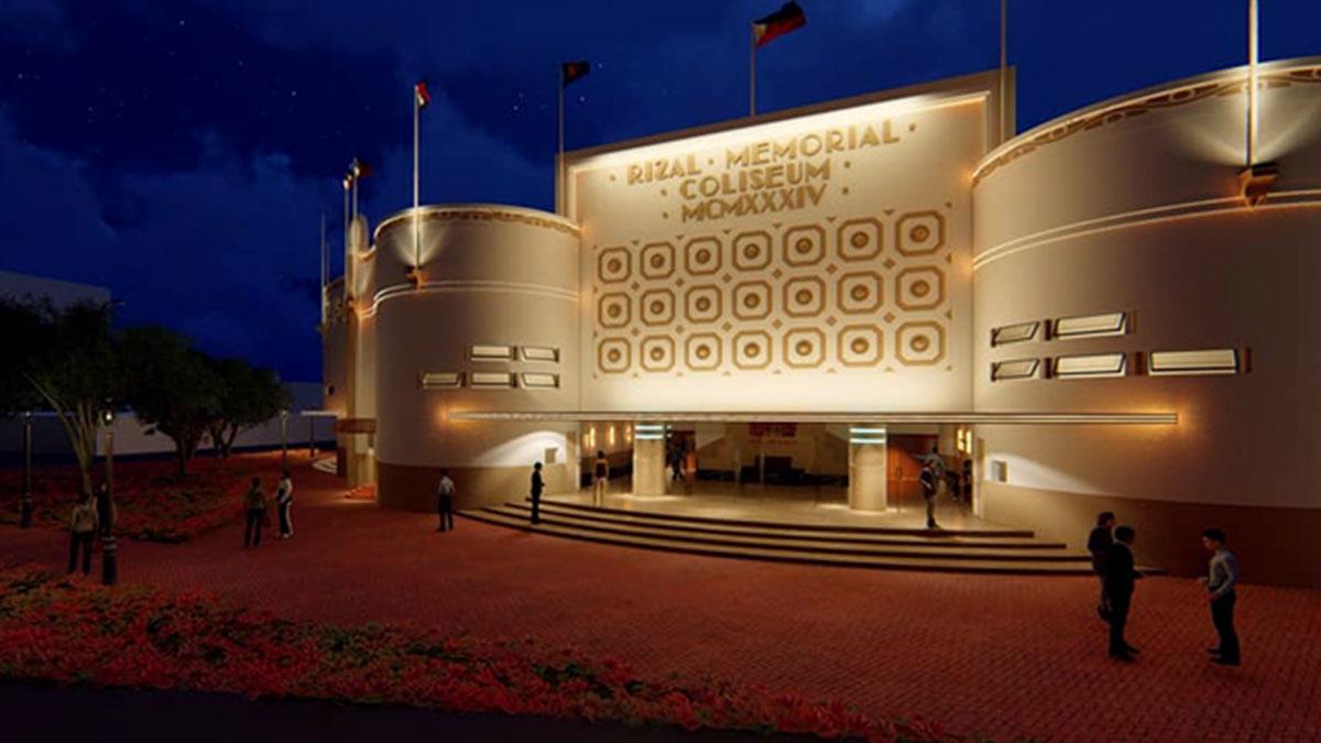 MANILA | Rizal Memorial Sports Complex RENOVATION