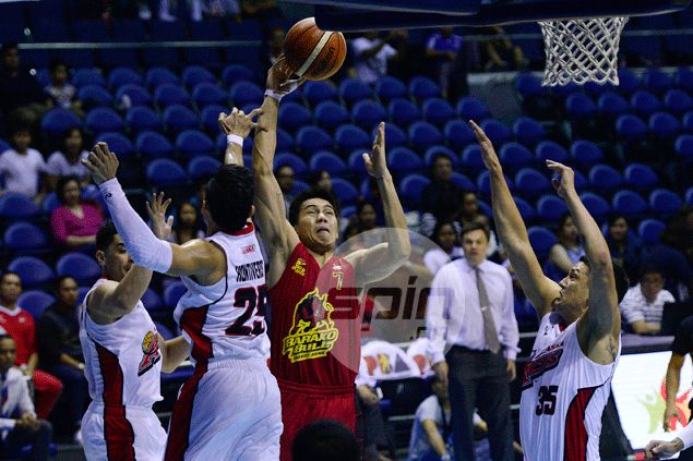Overachieving Barako Bull hopes to continue making surprises in Philippine Cup playoffs