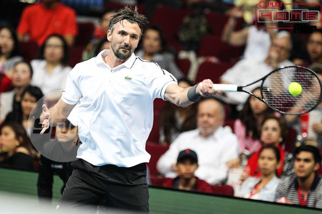 Tennis legends Goran Ivanisevic, Carlos Moya glad to relive glory days in IPTL