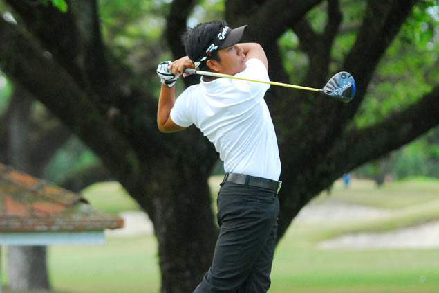 Rupert Zaragosa, Ira Alido head home bets as Philippine Amateur Open Championship tees off