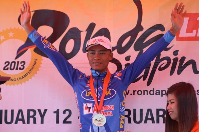 Chance for Ronda champ Valenzuela to train with Tour de France team in Europe