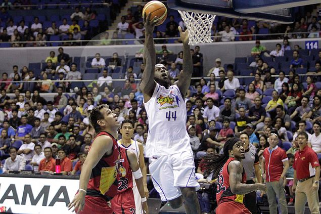 Talk 'N Text regains share of first place with vengeful victory over San Miguel Beer