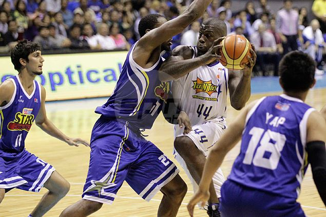 Jong Uichico rues Ivan Johnson early foul trouble holds back Talk 'N Text in Game One loss