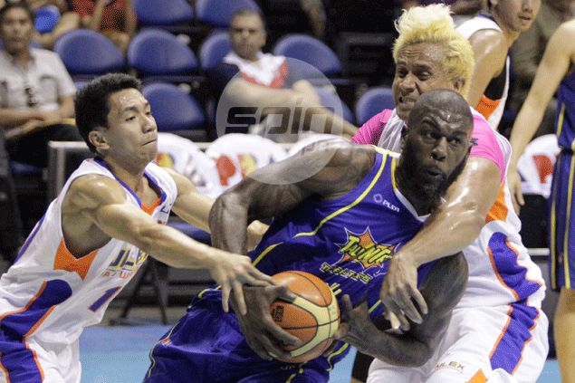 Ivan Johnson's 'bad boy' reputation can serve Talk 'N Text in good stead, says Jayson Castro