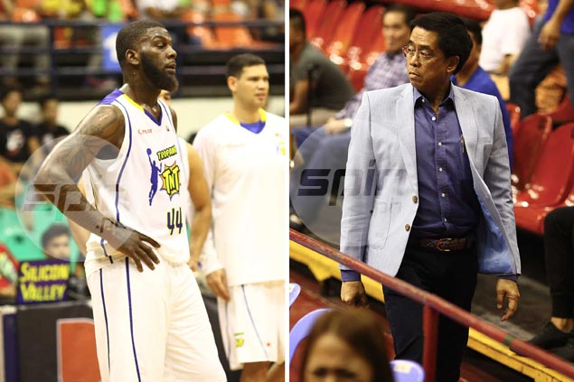 Ivan Johnson facing life ban for allegedly giving PBA commissioner Narvasa the 'F' word in altercation