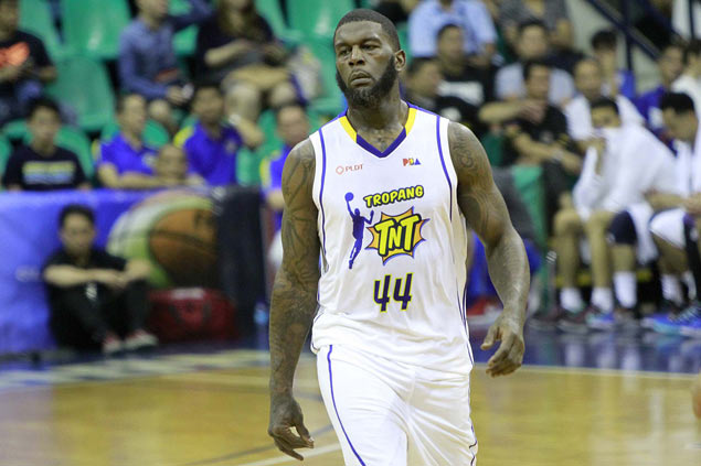 Controversial Ivan Johnson tapped as Alab Pilipinas import