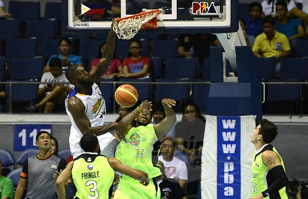 Talk 'N Text wrests solo PBA lead as late Ivan Johnson explosion finishes off GlobalPort