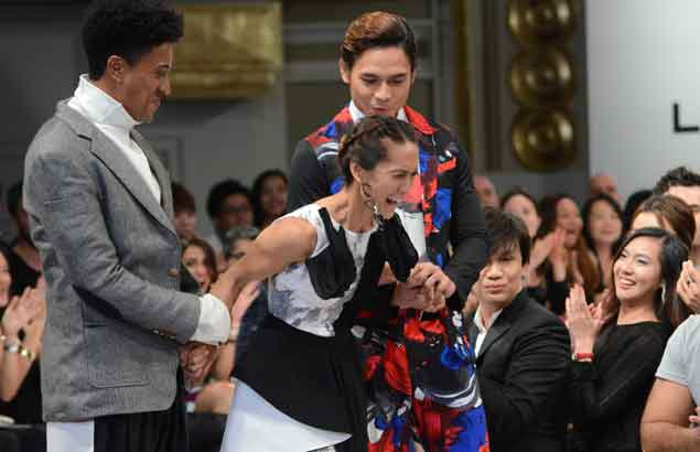 Fil-Am Jackie Zapata a winner in more ways than one in Fit for Fashion Season 2