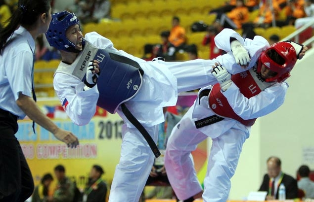 Taekwondo medal prospect Jade Zafra out of Incheon Asian Games after 'freak' injury