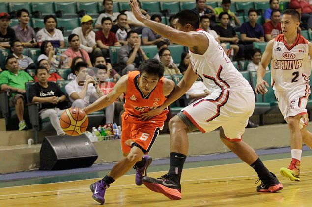Jai Reyes the unlikely hero as Meralco wakes up just in time to turn back KIA Motors