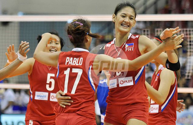 PH spiker Jaja Santiago not inclined to accept offer to play for Chinese Taipei club team