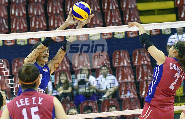 Jaja Santiago can be a crowd-drawer in Chinese Taipei league, says national coach