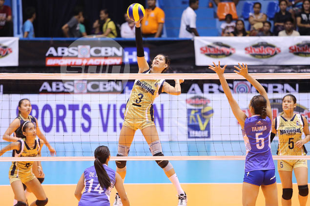 NU Lady Bulldogs eye back-to-back titles as V-League Collegiate Conference kicks off