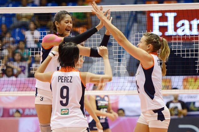 Jaja Santiago undaunted as she makes transition to Super Liga by way of Foton