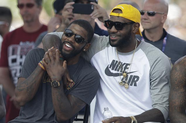 LeBron James passes up Rio Olympics as Team USA loses another big name