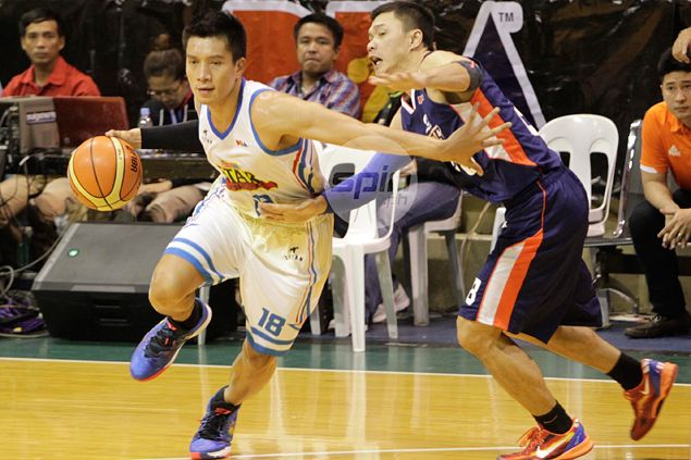 James Yap says Purefoods can learn a thing or two from Finals protagonists Alaska, SMB