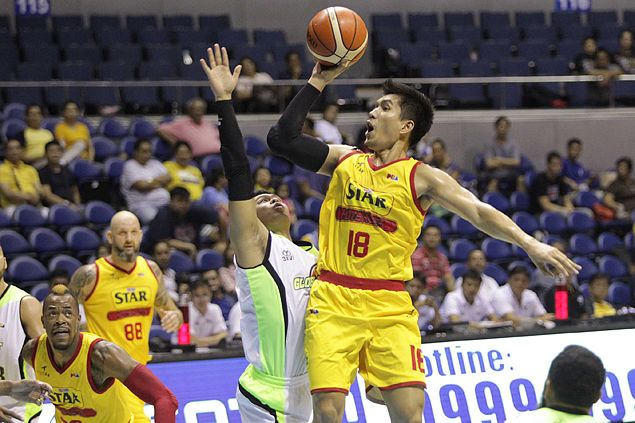 James Yap laments few touches in Star's huge Game One collapse, but vows to bounce back strong