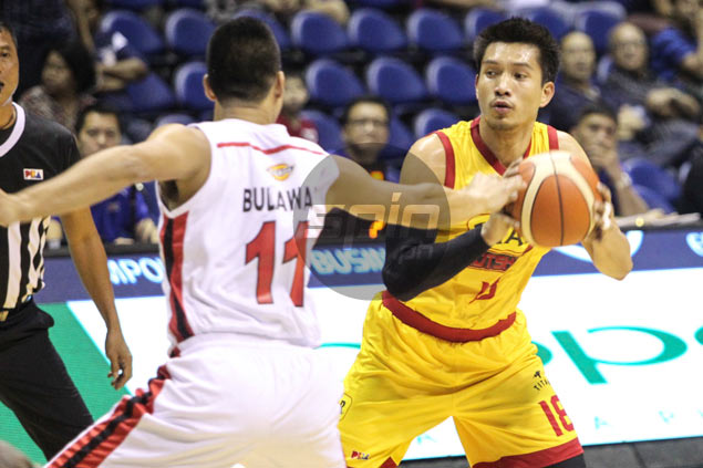 James Yap relieved to see doubts, pressure cast aside after breakthrough Star win