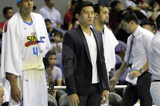 James Yap rejoins Purefoods practice in bid to get back in shape for Ginebra face-off