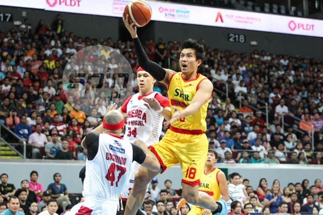 Troubling signs for Star as sources reveal James Yap dugout tantrum after loss to Ginebra