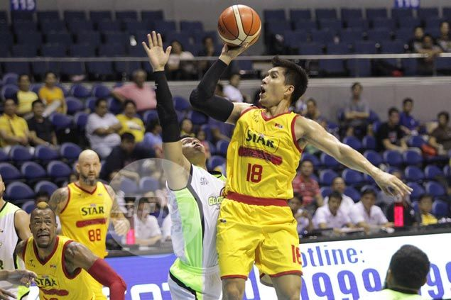 James Yap looking good in preseason, but says he's still adjusting to Webb system