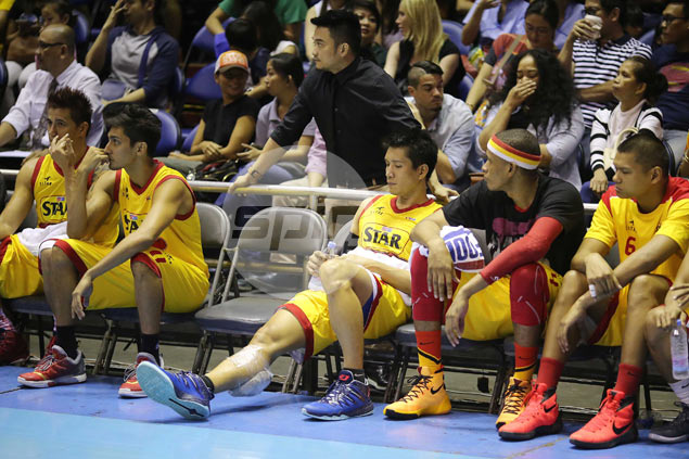 Star seeks ways to cope without James Yap in crucial Davao road game against Alaska