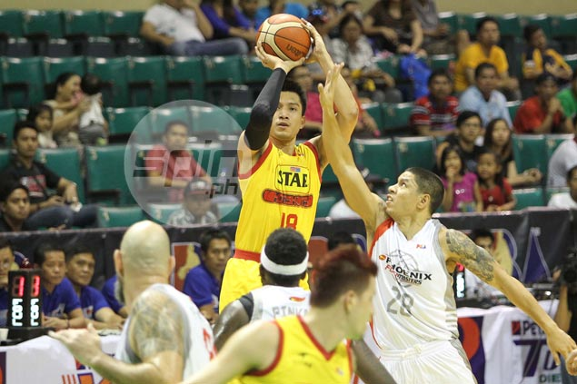 James Yap, Star to work through Holy Week break in preparation for match vs San Miguel