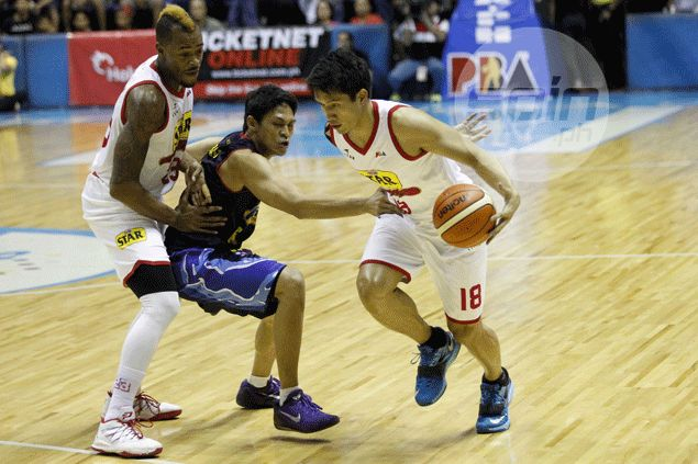Star needs James Yap to be back at his best to snap out of funk, says Guiao