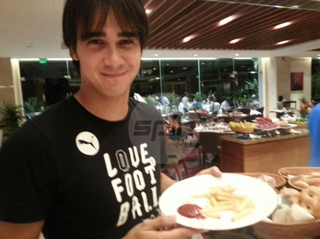 Azkals feast like kings as Dooley relaxes strict diet rules after big win over Indonesia