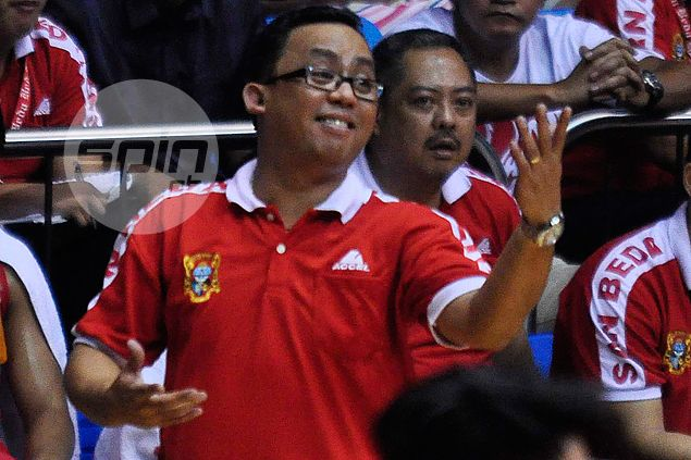 Sigh of relief for Jarin as San Beda star Amer emerges from season debut unscathed