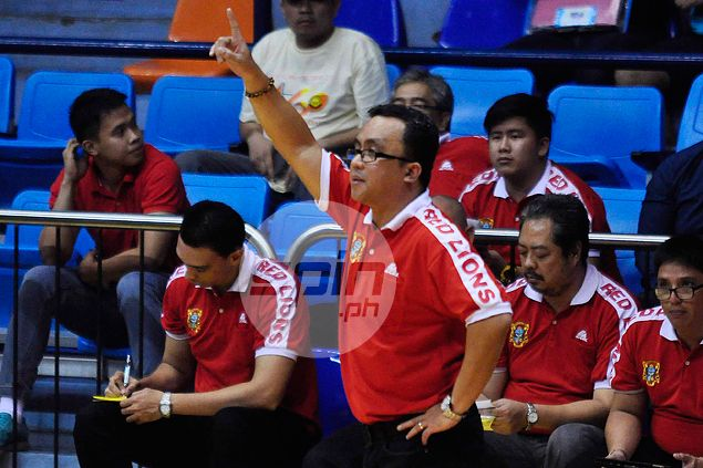 San Beda sets sights on twice-to-beat berth in crucial match against Arellano