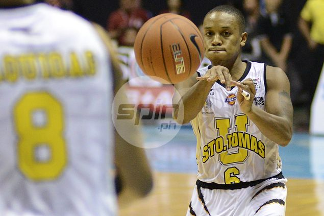 La Salle's 'Hack-a-Sheriff' exposes UST guard's weakness, but coach keeps the faith