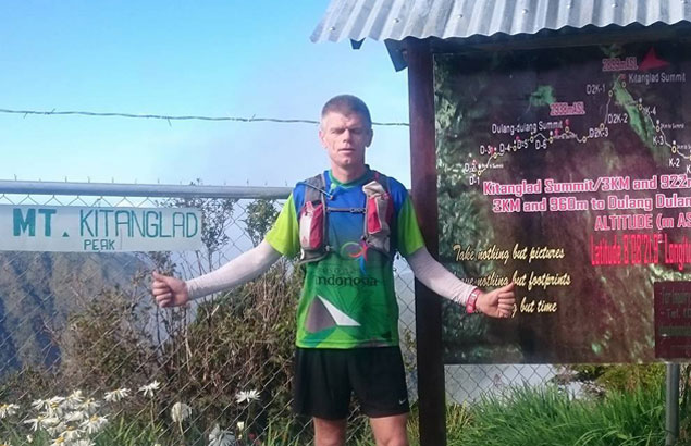 TNF100 winner Jan Nilsen on joys trail running and why he loves coming back to Philippines
