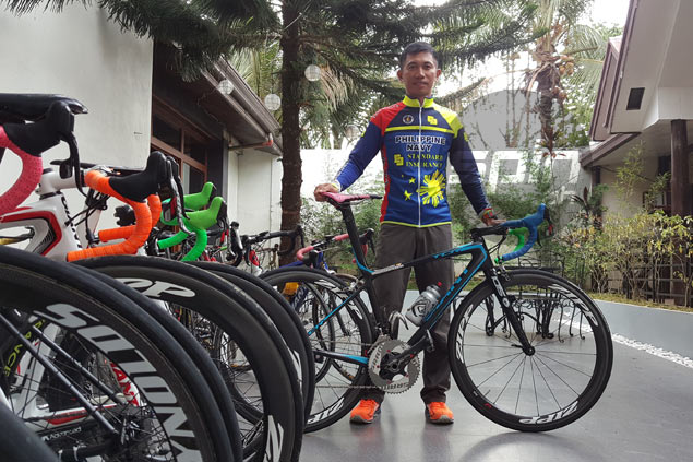 Ronda leader Jan Paul Morales looks to ride defensive in race to Baguio after three straight stage wins